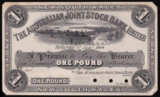Banknotes – Pre 1900