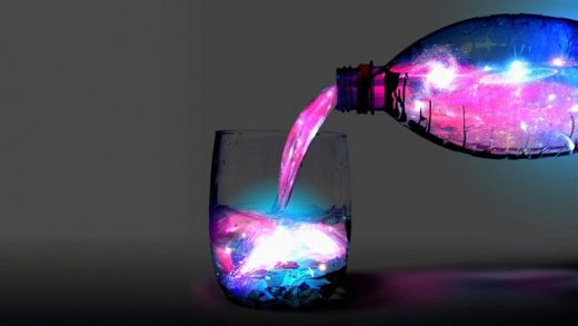 Cool Purple Things | Cool Water Bottle Pictures HD Wallpaper Cool Water Bottle P…