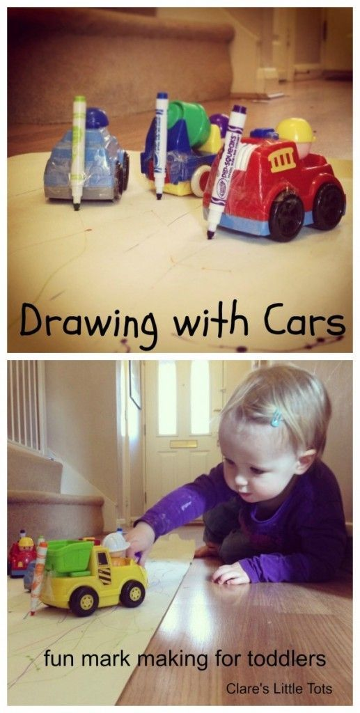 Drawing with Cars
