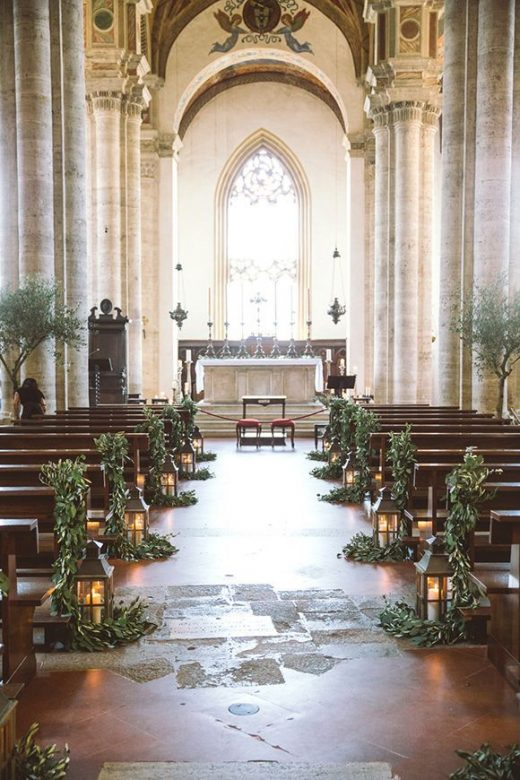 Graceful Irish Wedding Ideas for Saint Patrick's Day