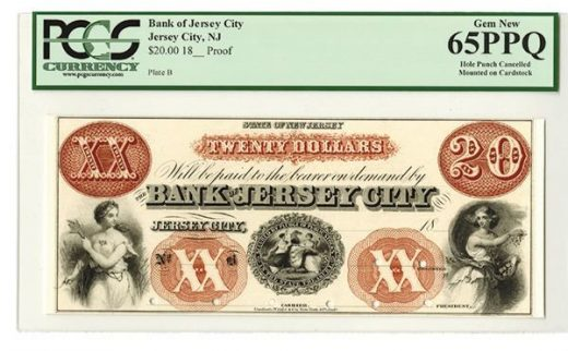 Item Of Interest / Banknotes