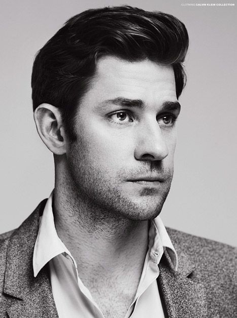"""John Krasinski """"Constantly in Fear"""" The Office Would Be Cancelled"""