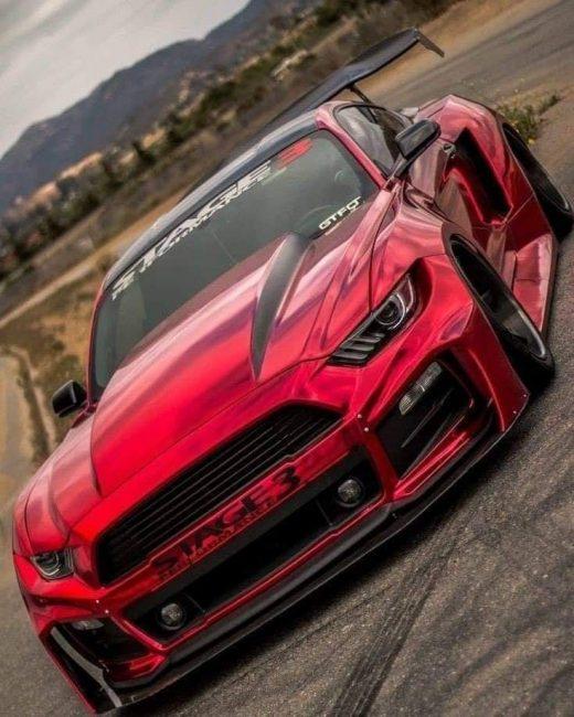 Mustangs !!
