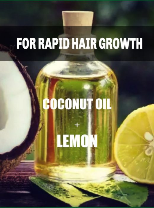 Rapid hair growth challenge – Use this Magical hair oil and in just a few days new hair growth will start