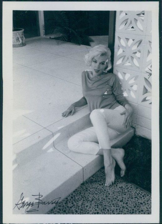 Revealed: 22 Unpublished Pictures From Marilyn Monroe's Final Photo Shoot