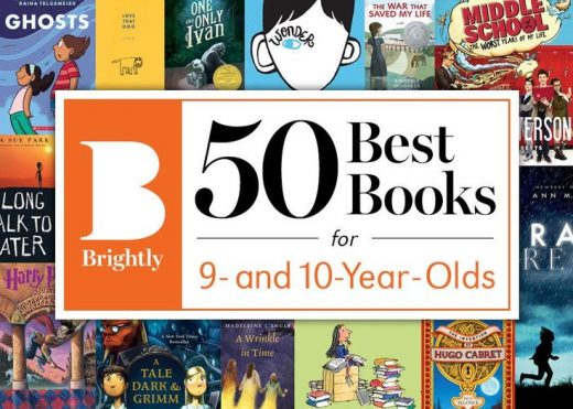 The 50 Best Books for 9- and 10-Year-Olds