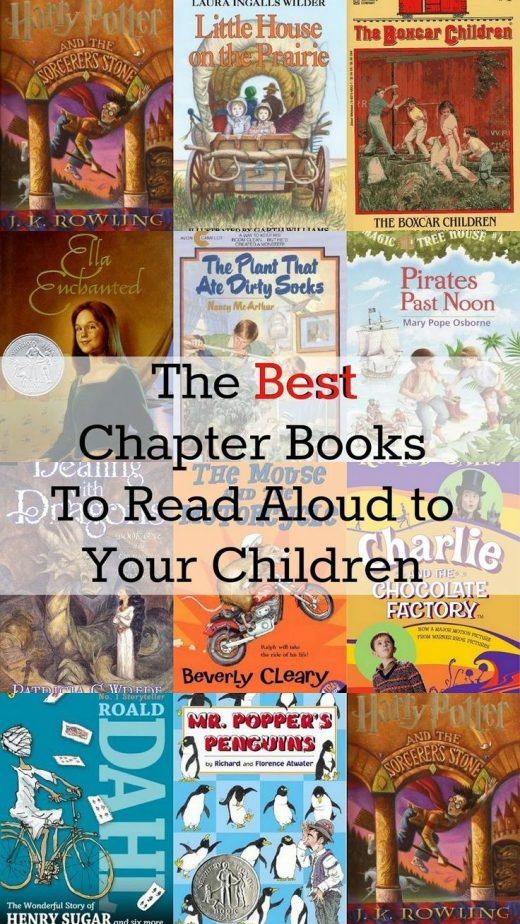 The Best Books To Read Aloud to Your Children