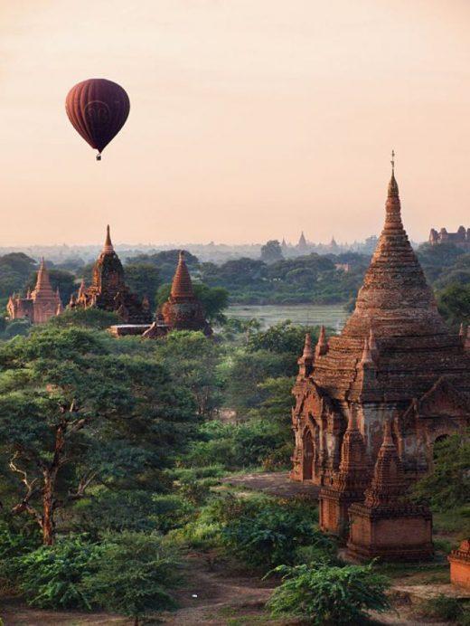 The Secret Ancient City of Bagan, Myanmar