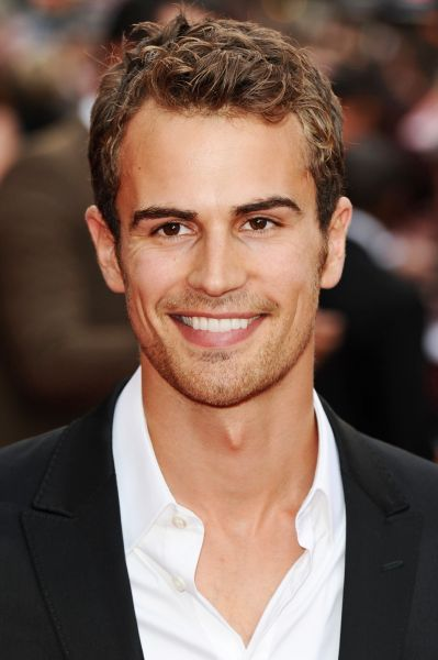 Theo James Divergent Movie – Young Celebrities