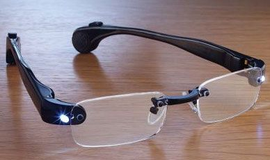 10 Geeky, High-Tech Glasses
