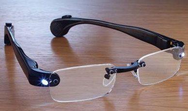 10 Geeky, High-Tech Glasses