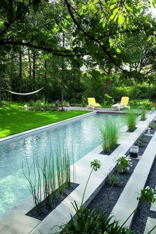 15 Amazing Small Indoor Swimming Pool Design for Your Backyard Ideas