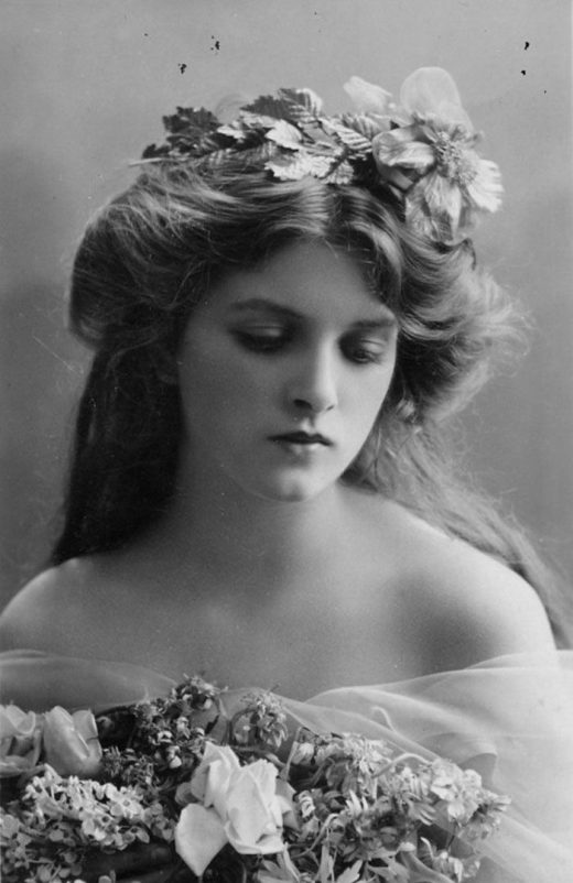 15 Of The Most Lovely Ladies Of 1900s Edwardian Period