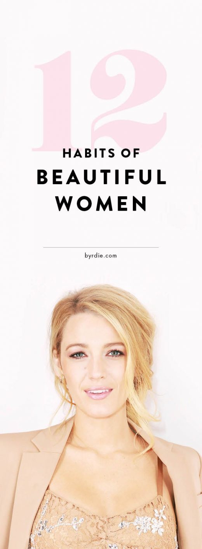 18 Behavior of the World's Most Stunning Females