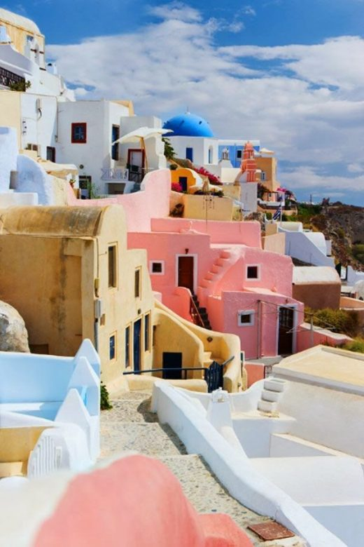 21 Stunning Photos Of Santorini, Greece