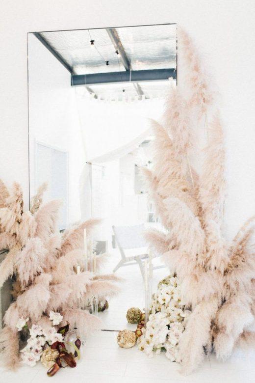 25 Irresistible Pampas Grass Wedding Ideas