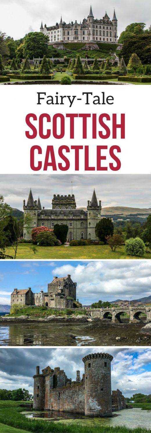 Best Scottish Castles – Fairytale, Dramatic or Historic (Video + Photos)