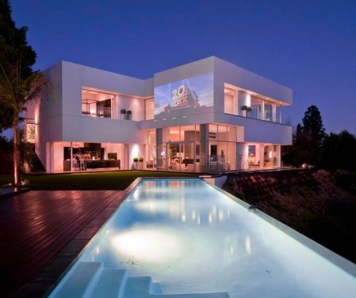 Custom Luxury Home Designs in California – design by Marc Canadell, for sale on Bird Streets, LA