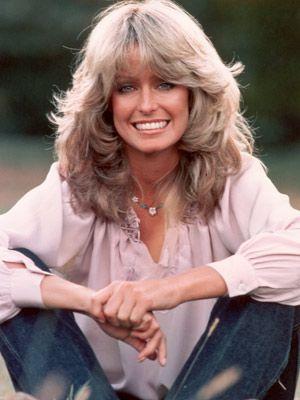 Goodbye Farrah, the consummate 1970s natural beauty