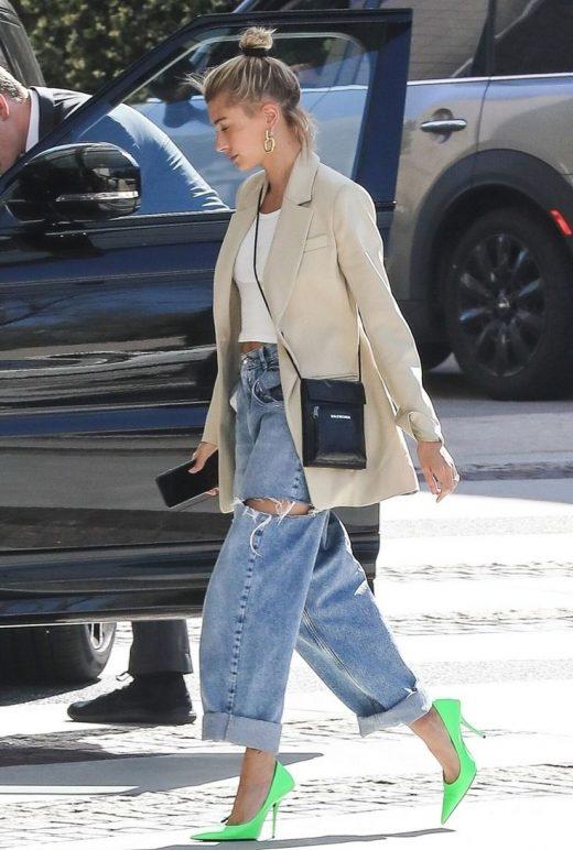 Hailey Rhode Bieber Street Style – Beverly Hills March 28th, 2019