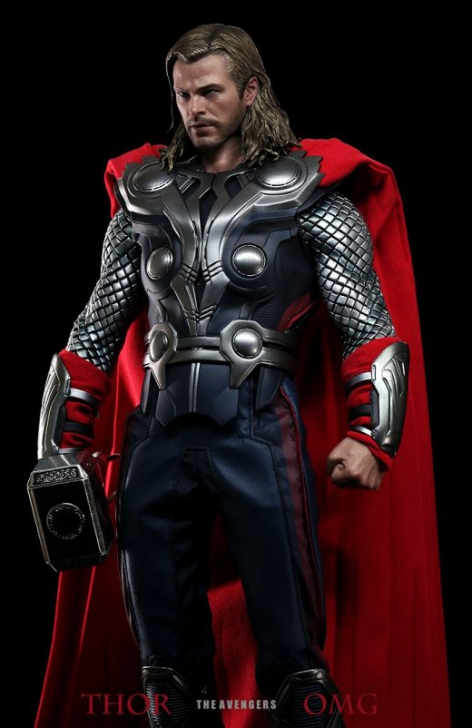 Hot Toys – The Avengers: Thor Photo Reviews – Sideshow Freaks