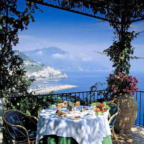 Hotel Santa Caterina of Amalfi