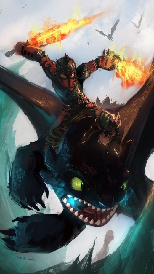 How to Train Your Dragon: The Hidden World HD Wallpapers | 7wallpapers.net