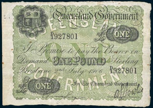 Item Of Interest / Banknotes – Pre 1900