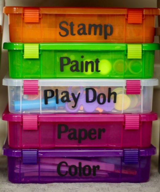 Kids Art Room Ideas