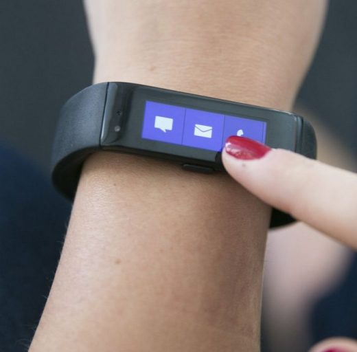 Microsoft Band review: Promising, but not perfect