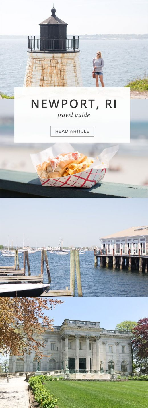 Newport, Rhode Island Travel Guide