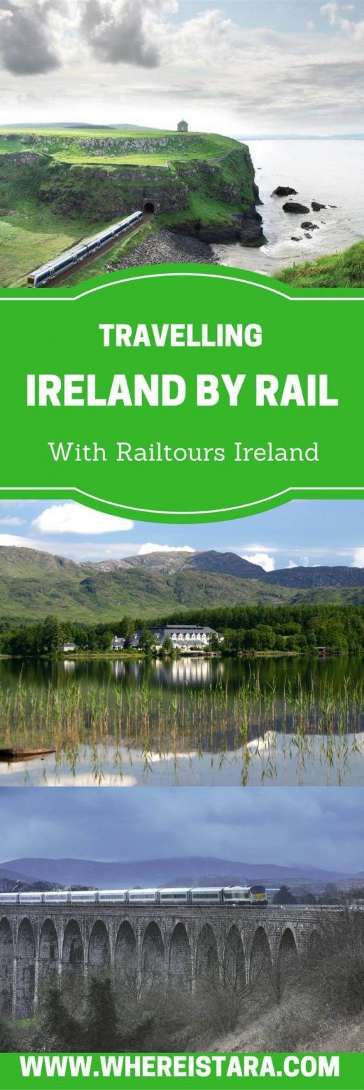 Railtours Ireland – Exploring the North by Train