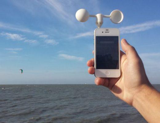 Review: VAAVUD Smartphone Wind Meter