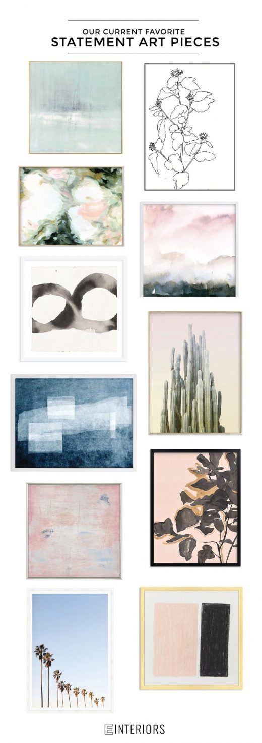 STATEMENT ART FAVORITES