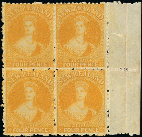 Stamps – Queen Victoria – Chalons