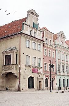 Streets of Poznan