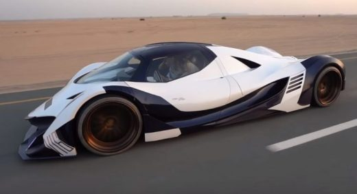 Supercar Blondie Checks Out The 5,000 HP Devel Sixteen As Reports Suggest It's Not Even Close To Production