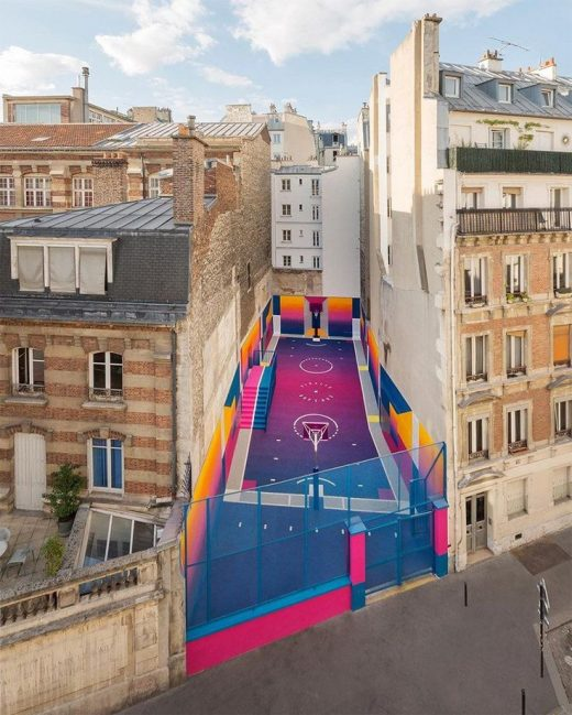 The 10 Best Designed Basketball Courts in the World
