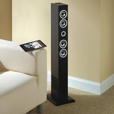 The Bluetooth Speaker Tower