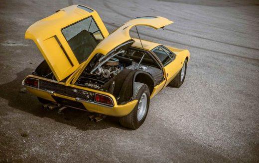 The De Tomaso Mangusta is a Proper Supercar