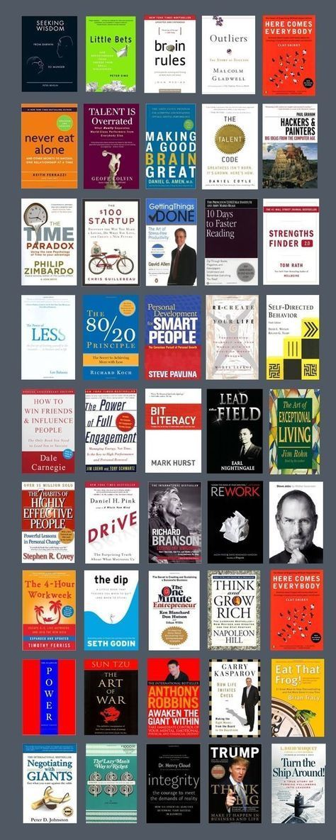 Top 150 Best Books For Men – What Successful Men Read