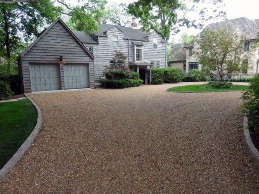 Top 60 Best Gravel Driveway Ideas – Curb Appeal Designs