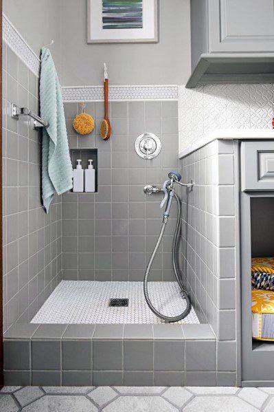 Top 60 Best Home Dog Wash Station Ideas – Canine Shower Designs