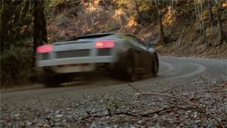 Watch Some Rich Dude Whip A Lamborghini Gallardo Down A Dirt Road