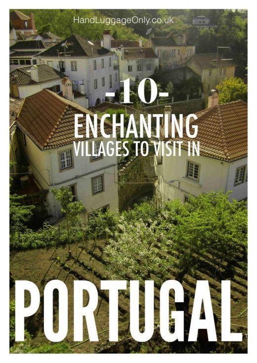10 Enchanting Villages To Visit In Portugal