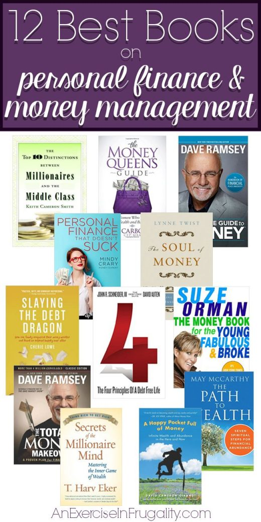 12 Best Books on Personal Finance and Money Management.  Trying to decide which …