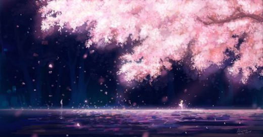 134 Your Lie In April HD Wallpapers | Backgrounds – Wallpaper Abyss