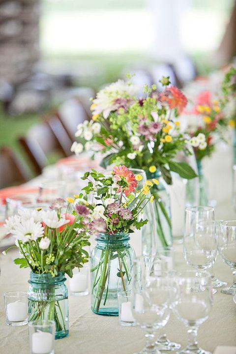 47 Relaxed Wildflower Wedding Ideas