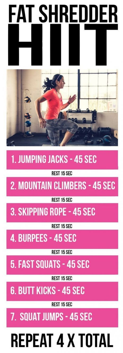 8 Reasons Why Your Next Workout Should Be HIIT