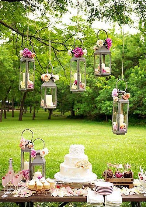 84 Vivacious Summer Garden Wedding Ideas